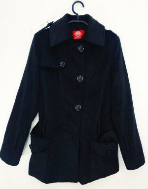 Пальто Старая цена 699 рублей! Пальто женское демисезонное. Состав 70% polyester 30 %Nylon Соответствие р-ров прописано самостоятельно , размеры на этикетке могут отличаться. Застежка пуговицы Цвет :