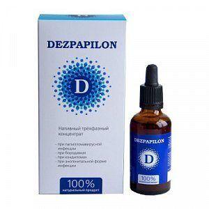 Нативный биогенный комплекс Dezpapilon