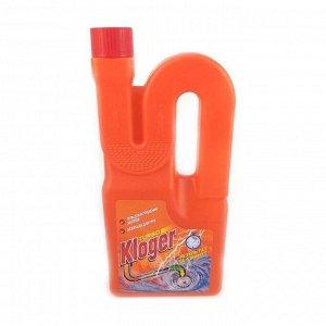 Гель для чистки труб Turbo, Kloger, 1л