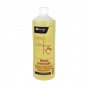 Моющее средство профессиональное Merida Uniwersalin 1л