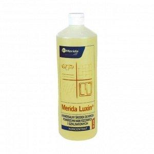 Моющее средство профессиональное для блестящих поверхностей Merida Luxin, 1л