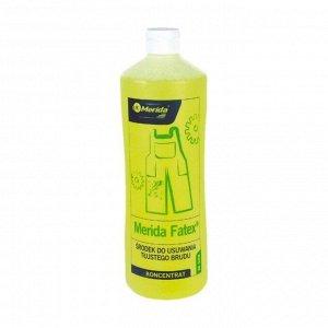 Моющее средство профессиональное для сильных загрязнений Merida Fatex, 1л
