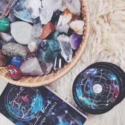 Научись слышать своё подсознание с помощью таро 🔮 — Аксессуары и спиритические доски, алтарные камни — Сувениры