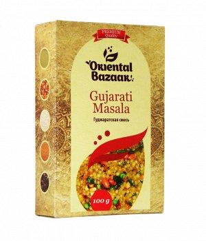 Gujarati Masala / Гуджаратская смесь 100 гр