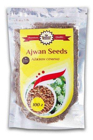 Аджван семена 100гр/Шри Ганга