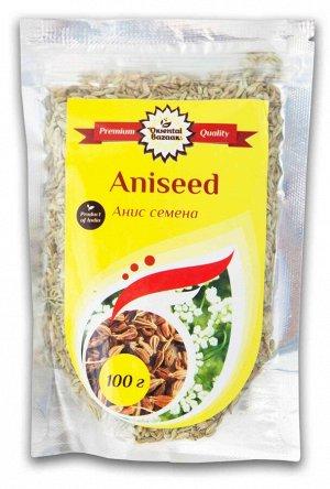 Анис семена 100гр/Шри Ганга