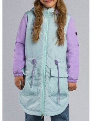Куртка-парка для девочки весна