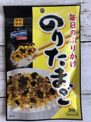 Приправа к рису Фурикаке Hagoromо 28g, яйцо