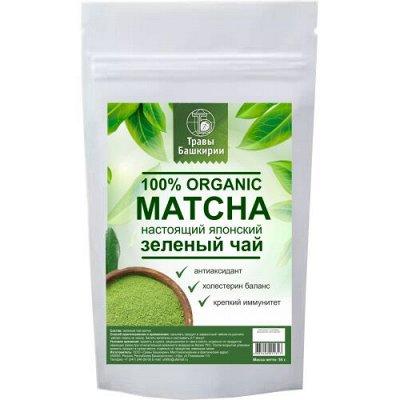Травы Башкирии - Быть здоровым модно!  — Эко-серия чая — Чай