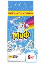 Стиральный порошок МИФ Автомат Cвежий цвет (9 кг)