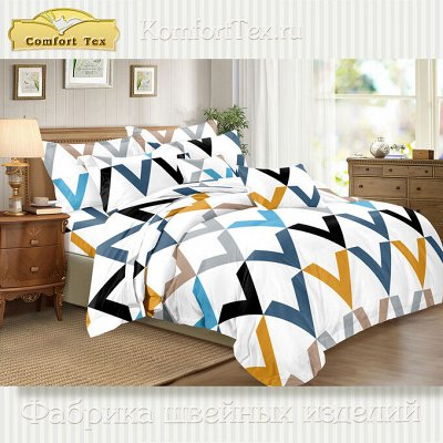 КОМФОРТ в каждый дом! Подушки, одеяла, самые уютные пледы! — 2.0 сп — Двуспальные и евро комплекты