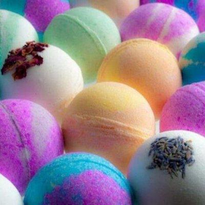 Вкусная косметика Tasha - готовим подарочки к Новому году — Бомбочки для ванны — Пены и соли для ванны