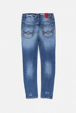 Брюки джинсовые детские для мальчиков Kamerun синий