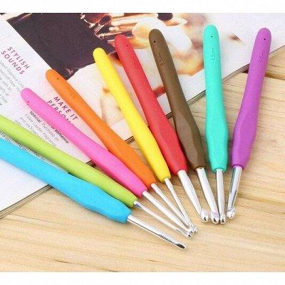 Knit Pro+Tulip - спицы, крючки, аксессуары для вязания  — Крючок для вязания — Спицы и крючки