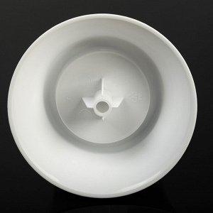 Флакон под срезку СибПолимер, цвет белый
