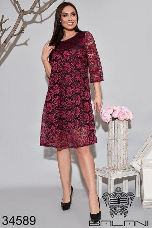 Платье-34589