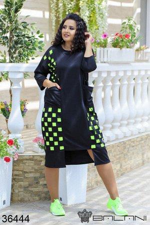 Платье- туника-36444