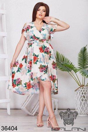 Платье на запах-36404