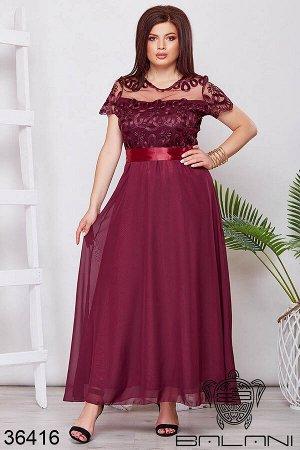 Платье-36416