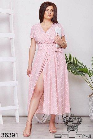 Платье на запах-36391