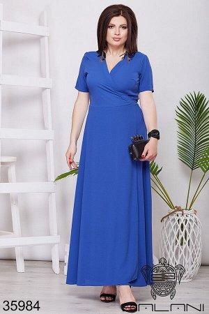 Платье на запах-35984