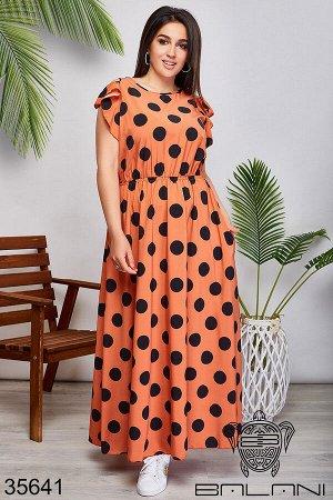 Платье-35641