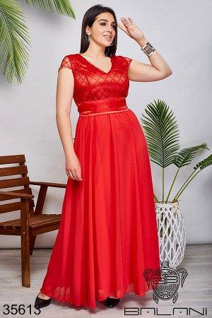 Платье-35613