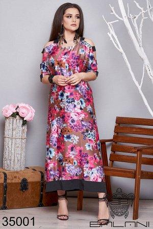 Платье-35001