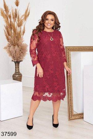 Вечернее платье-37599