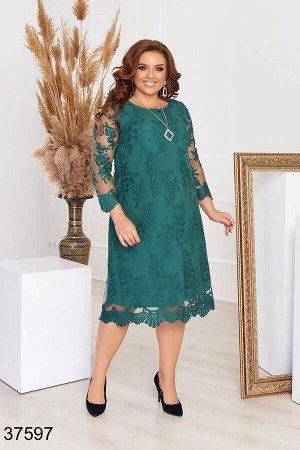 Вечернее платье-37597
