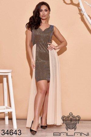 Платье-34643