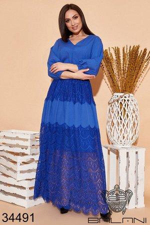 Платье-34491
