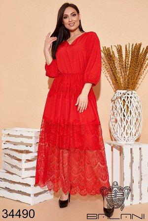 Платье-34490