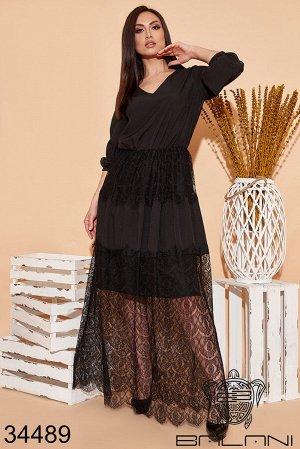 Платье-34489