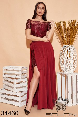 Платье двойка-34460