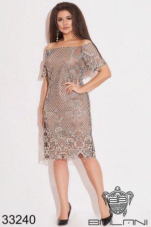 Вечернее платье-33240