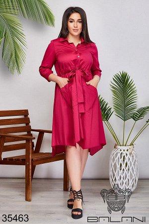 Платье- рубашка-35463
