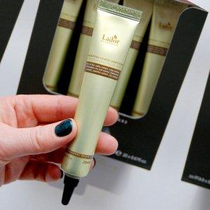Сыворотка для волос Snail Sleeping Hair Ampoule 20ml*1шт