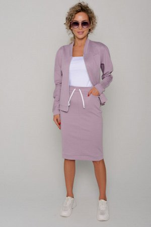 ЮБКА Длина юбки измеряется по боковому шву от линии верха до низа изделия.  Для размера 42 длина юбки составляет 64 см; для размера 44 - 65 см; для размера 46 - 66 см; для размера 48 - 67 см; для разм