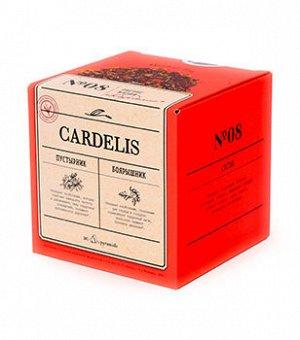 Фиточай Cardelis Чайный напиток для укрепления здоровья сердца и сосудов
