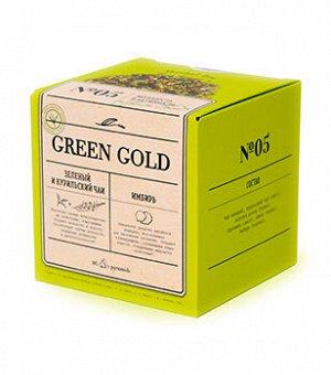 Фиточай Green Gold Омолаживающий чайный напиток