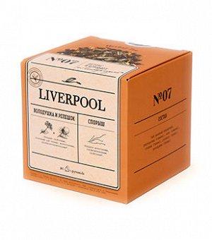 Фиточай Liverpool Чайный напиток для очищения печени