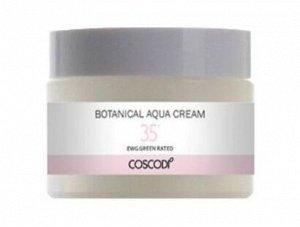 Увлажняющий крем 35˚  Botanical aqua cream