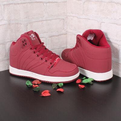 Спортивная и повседневная обувь из эко-кожи и текстиля.  — РАСПРОДАЖА. Зимняя спортивная обувь — Кожаные