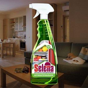 Selena для мытья холодильников антибактериальное с распылителем