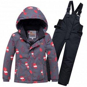 Детский зимний костюм горнолыжный