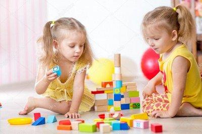 Деревянные игрушки — подарок природы детям