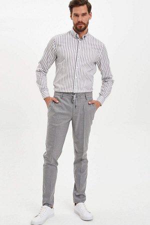 рубашка Размеры модели: рост: 1,86 грудь: 96 талия: 82 бедра: 94 Надет размер: M  Хлопок 100%