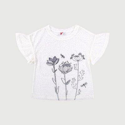 ~Крокид - Вся детская одежда — Блузка|girls — Одежда для дома