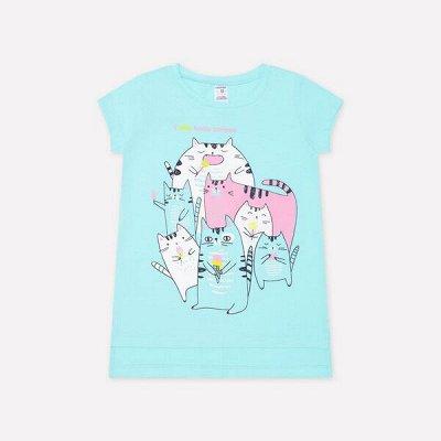 ~Крокид - Вся детская одежда — Туника|girls — Одежда для дома